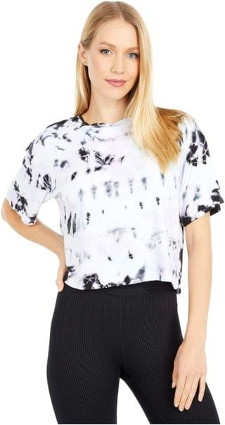 WOMEN Luxe Crop Body Tee. By Hard Tail. 84.00. Style Multicolor Iceberg # 1.