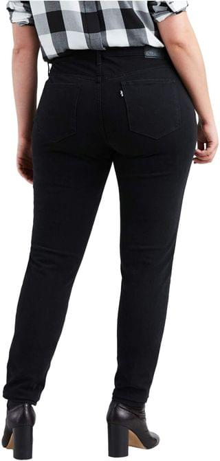 WOMEN Plus Size 311 Shaping Skinny. By Levi's Premium. 89.50. Style New Ultra Black.