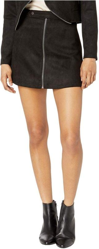 WOMEN Lady Crush Faux Suede Skirt. By BB Dakota. 59.00. Style Black.