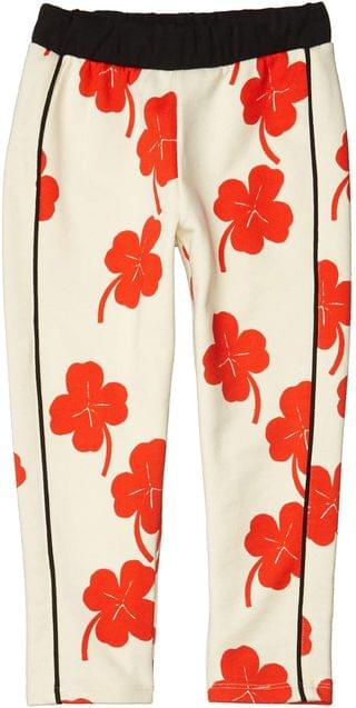 KIDS Clover All Over Printed Sweatpants (Toddler/Little Kids/Big Kids). By mini rodini. 70.00. Style Off-White.