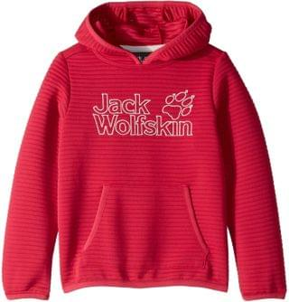 KIDS Modesto Hoodie (Infant/Toddler/Little Kids/Big Kids). By Jack Wolfskin Kids. 22.48. Style Azalea Red.