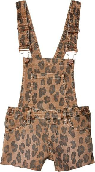 KIDS Leopard Overalls in Catwalk (Big Kids). By Blank NYC Kids. 43.50. Style Catwalk. Rated 5 out of 5 stars.