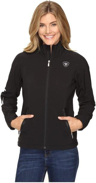 WOMEN New Team Softshell. By Ariat. 104.95. Style Black. Rated 3 out of 5 stars.