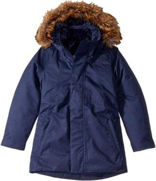 KIDS Arctic Swirl Down Jacket (Little Kids/Big Kids). By The North Face Kids. 219.95. Style Montague Blue. Rated 5 out of 5 stars.