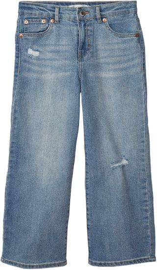 KIDS Mid-Rise Wide Leg Cropped Jeans (Big Kids). By Levi's Kids. 44.00. Style Aura.
