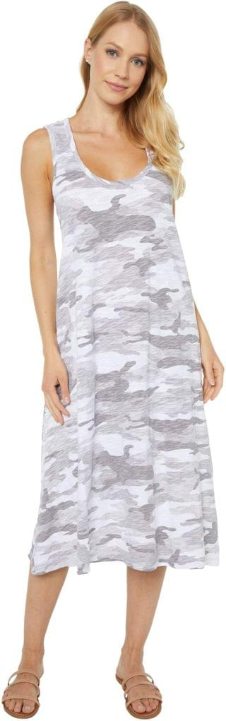 WOMEN Camo Chic Long Tank Dress. By Dylan by True Grit. 71.10. Style White.