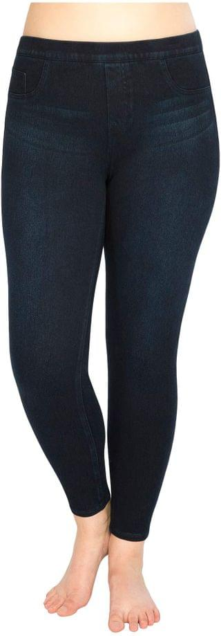 WOMEN Jean-ish Ankle Leggings. By Spanx. 98.00. Style Twilight Rinse. Rated 4 out of 5 stars.