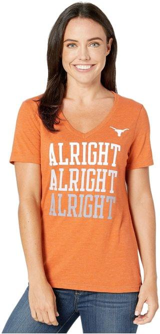 WOMEN Texas Longhorns Shae Short Sleeve Tri-Blend Tee. By 289c Apparel. 25.00. Style Texas Orange.