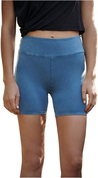WOMEN Hot Shot Bike Shorts. By FP Movement. 25.50. Style Indigo/Blue. Rated 3 out of 5 stars.