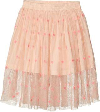 KIDS Heart Embroidery Tulle Skirt (Toddler/Little Kids/Big Kids). By Stella McCartney Kids. 110.00. Style Pink.