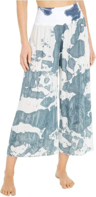 WOMEN Flat Waist Boho Capris. By Hard Tail. 80.00. Style Vintage Cloud Wash # 2. Rated 5 out of 5 stars.