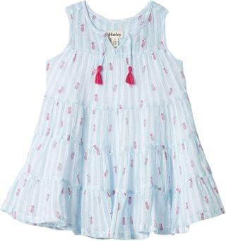 KIDS Party Pineapples Tiered Dress (Toddler/Little Kids/Big Kids). By Hatley Kids. 59.00. Style Blue.