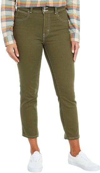 WOMEN 724 High Rise Straight Carpenter Crop. By Levi's Womens. 59.99. Style Olive Night.