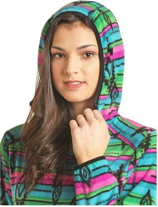 WOMEN 1/4 Zip Pullover Fleece 51-2733. By Rock and Roll Cowgirl. 39.99. Style Hot Pink.
