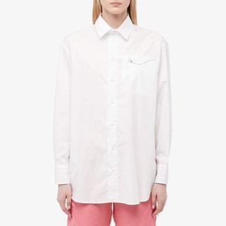 WOMEN Cord Shirt. By artica-arbox. 376.00. Style Optic White.