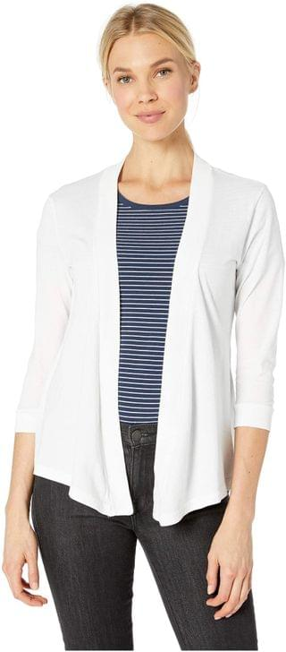 WOMEN Supreme Jersey Mid Sleeve Cardigan. By Mod-o-doc. 54.95. Style White. Rated 4 out of 5 stars.