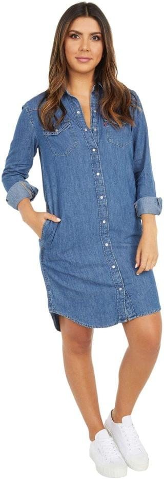 WOMEN The Ultimate Western Dress. By Levi's Womens. 54.99. Style Walk It Out.