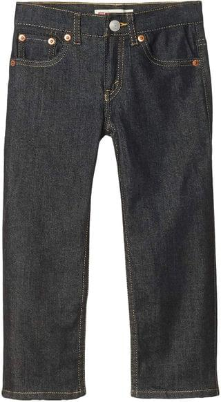 KIDS 514 Straight Fit Jeans (Little Kids). By Levi's Kids. 42.00. Style Tumbled Rinse.