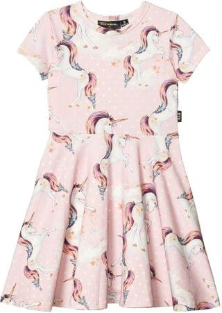 KIDS Stargazer Short Sleeve Waisted Dress (Toddler/Little Kids/Big Kids). By Rock Your Baby. 55.00. Style Pink.