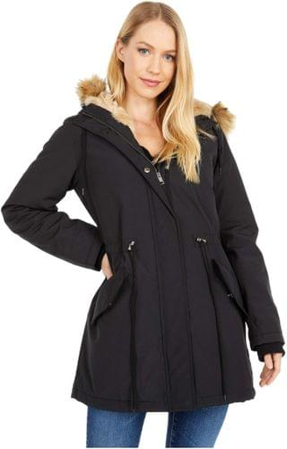 WOMEN Arctic Cloth Parka with Hood. By Levi's . 250.00. Style Black/Black. Rated 5 out of 5 stars.