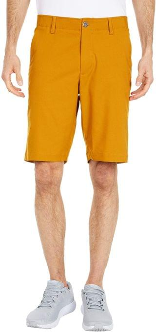 MEN UA Showdown Golf Shorts. By Under Armour Golf. 64.95. Style Yellow Ochre/Yellow Ochre. Rated 4 out of 5 stars.