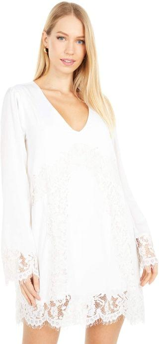 WOMEN Carrie Flare Mini Dress. By Show Me Your Mumu. 178.00. Style White Lace.
