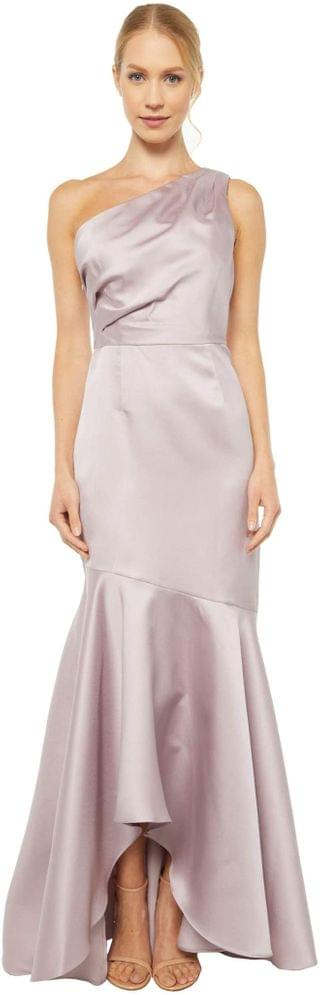 WOMEN Mikado Long Gown. By Adrianna Papell. 169.46. Style Marble.