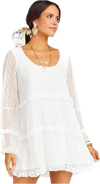 WOMEN Mansfield Mini Dress. By Show Me Your Mumu. 117.60. Style Rodeo Floral Lace White.