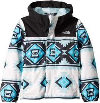 KIDS Resolve Reflective Jacket (Little Kids/Big Kids). By The North Face Kids. 69.95. Style TNF White Tribal Geo Print. Rated 5 out of 5 stars.