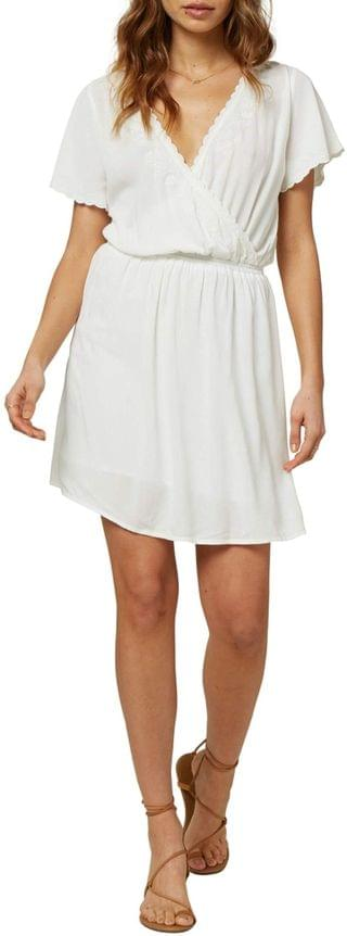 WOMEN Nolita Dress. By O'Neill. 44.99. Style Winter White. Rated 4 out of 5 stars.