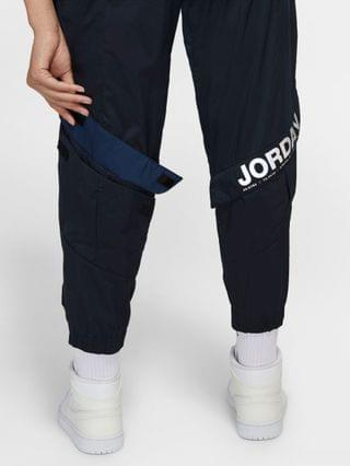 WOMEN Jordan utility pant in navy with pockets