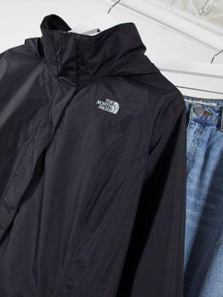 WOMEN The North Face Plus Resolve 2 jacket in black
