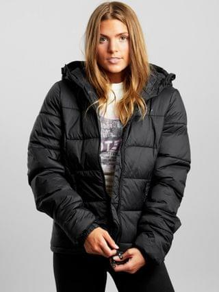 WOMEN Oakley Stellar Hooded Puffer Jacket