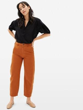WOMEN The Arc Canvas Pant