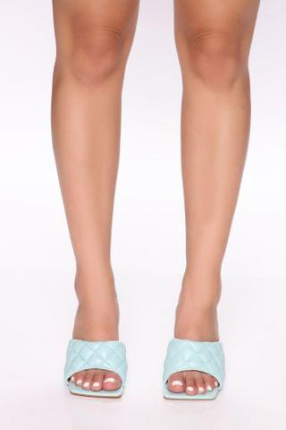 WOMEN Booked And Busy Heels - Blue