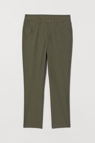WOMEN H&M+ Slim-fit Pants