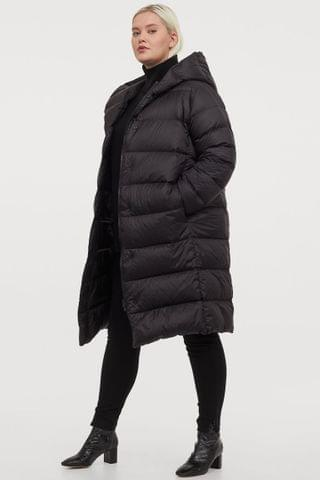 WOMEN H&M+ Lightweight Down Coat