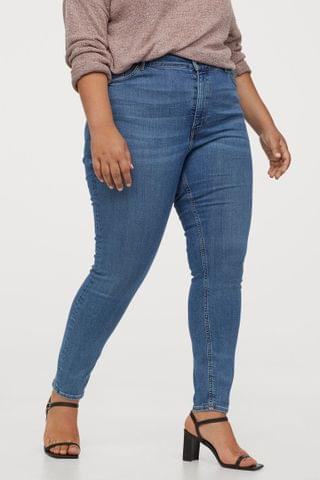 WOMEN H&M+ Shaping High Ankle Jeans