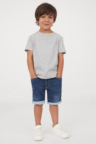 KIDS Super Soft Denim Shorts