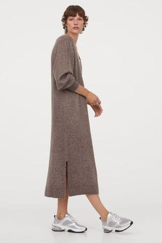 WOMEN Knit Dress