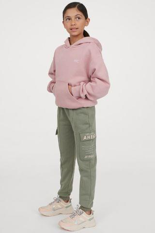 KIDS Printed Utility Joggers