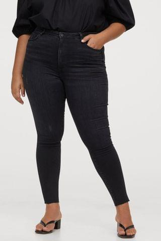 WOMEN H&M+ Shaping High Jeans
