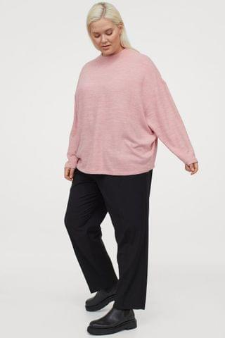 WOMEN H&M+ Turtleneck jumper