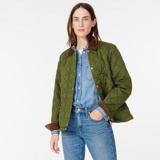 WOMEN Quilted Barn Jacket