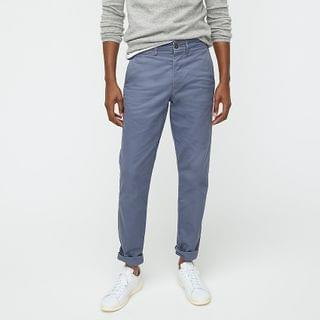 MEN Wallace & Barnes slim-fit military officer's chino pant