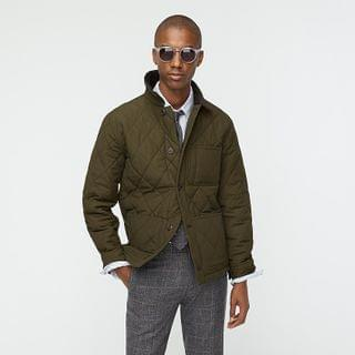 MEN Sussex quilted chore jacket