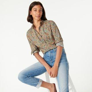 WOMEN Perfect shirt in Liberty Little Marquess print
