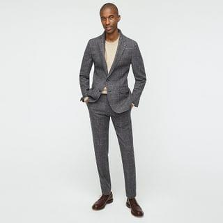 MEN Ludlow Slim-fit unstructured suit jacket in Italian wool blend