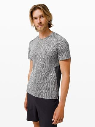MEN Fast and Free Short Sleeve