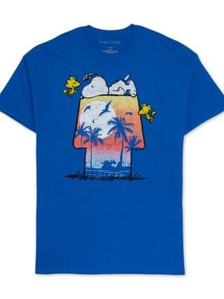 WOMEN Trendy Plus Size Snoopy T-Shirt